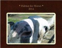 2014 HfH Calendar