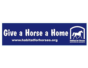 HfH Bumper Sticker