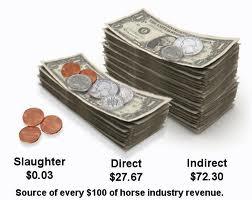 Horse Slaughter Money Trail