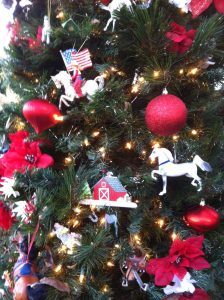 The American Horse Christmas Tree - Habitat For Horses