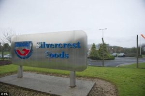 Shocking: Tests carried out at Silvercrest in Ireland confirmed that frozen burgers were contaminated, but the company insisted that Burger King products were handled separately