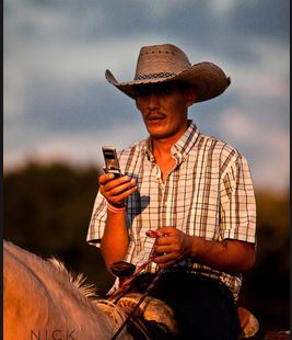 cowboyonphone