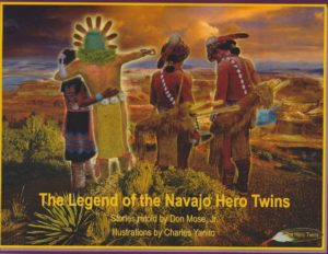 The-Legend-of-the-Navajo-Hero-Twins-cover