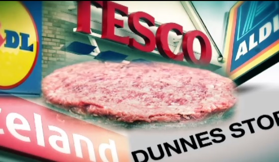 Horse meat in the UK