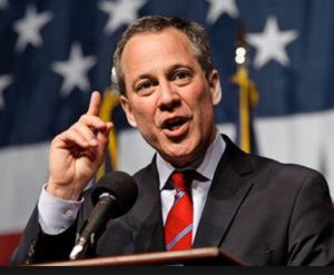 N.Y. Attorney General Eric Schneiderman