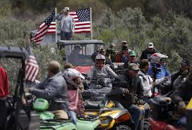 These are Bundy supporters. Do they look like they are suffering to you?