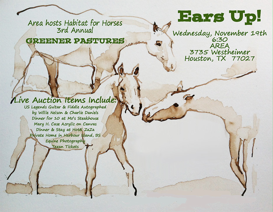 Greener Pastures Land Fund Event