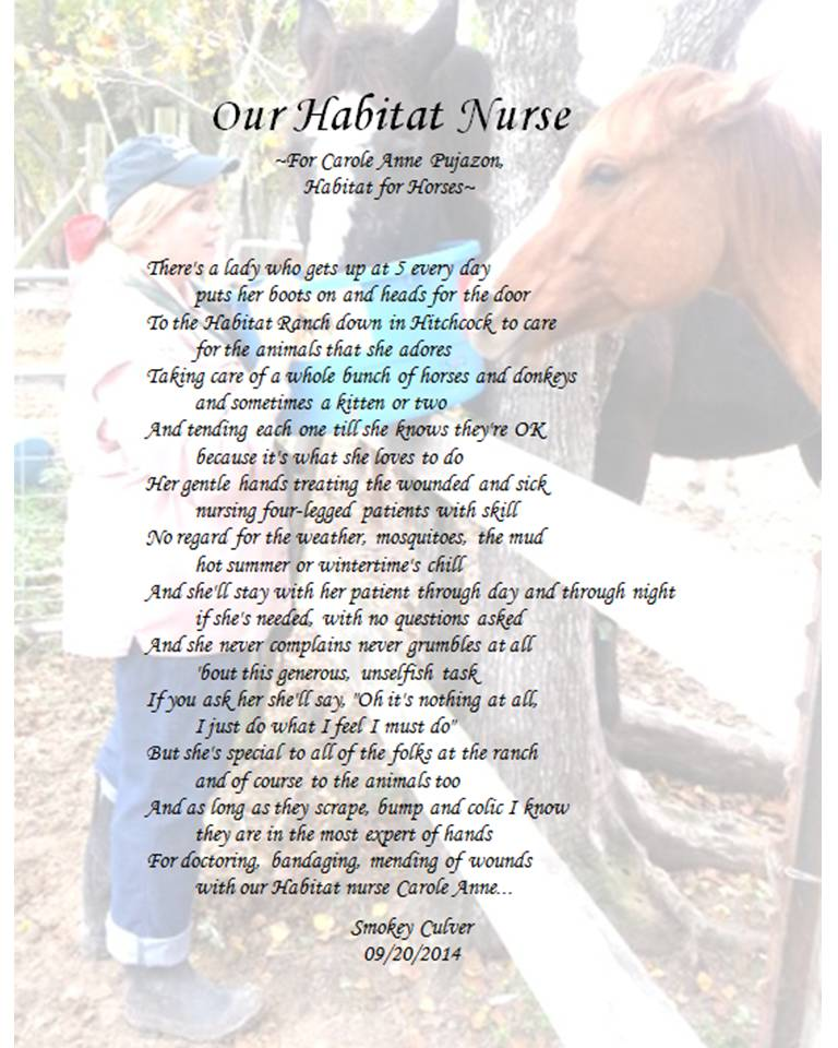 Thank You Volunteers Poems You Can Visit This Personal Sample Thank ...