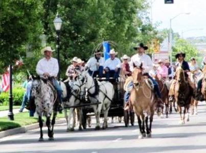 Grass March / Cowboy Express