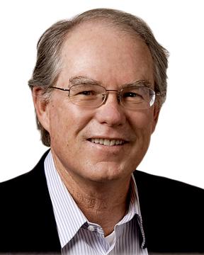 Las Vegas Review- Journal publisher Sherman Frederick taken on Feb. 8, 2010
