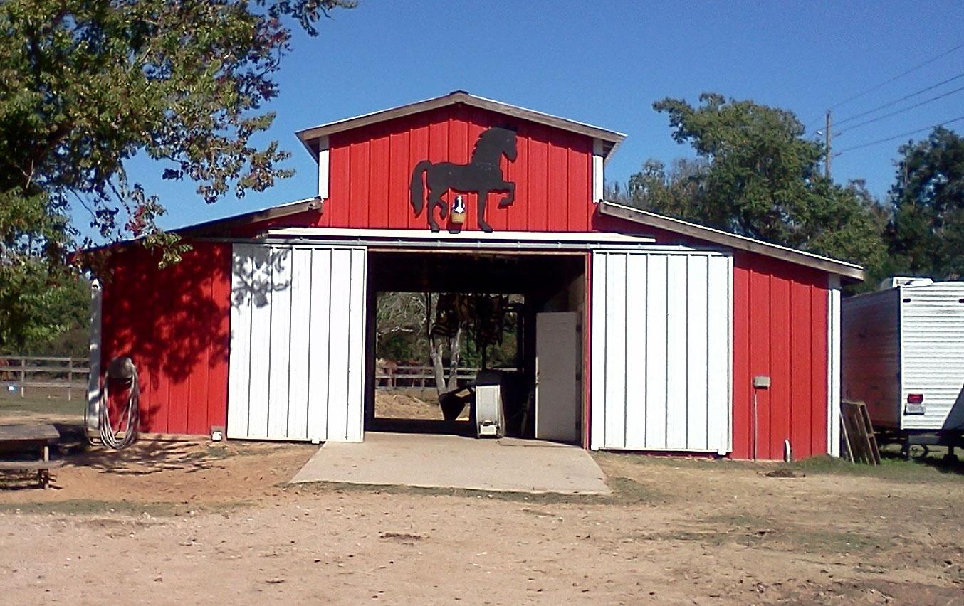 Habitat for Horses hospital