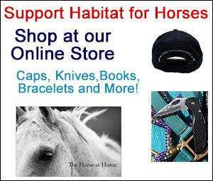 Habitat for Horses online store